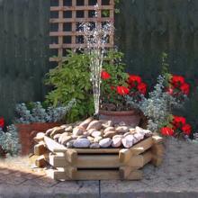 Водоемы для маленьких садов