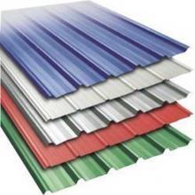 Профилированный лист в строительстве