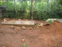 С чего начать строительство туалета