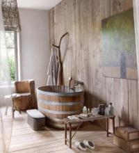 Ванная стиль и цвет