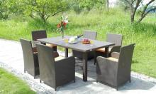 Подбор мебели для веранды