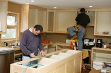 Советы по ремонту кухни на даче