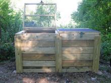 Как превратить домашние отходы в компост